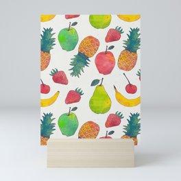 Fruity Mini Art Print