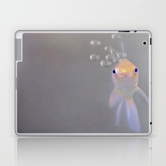 You looking at me, fishy?  Laptop & iPad Skin