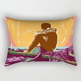 THE WANDERER Rectangular Pillow