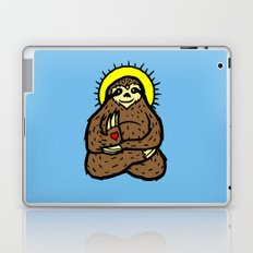 Buddha Sloth Laptop & iPad Skin