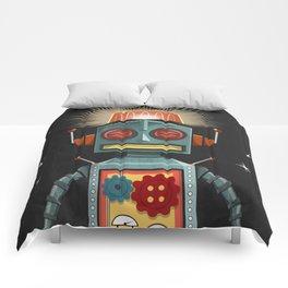 Toy Robot Comforters