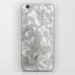 Holy Hydrangea V iPhone Skin