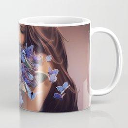 Ephemeral Beauty Coffee Mug