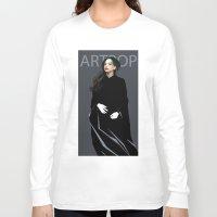 artpop Long Sleeve T-shirts featuring Artpop by Annike