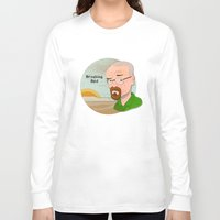 breaking bad Long Sleeve T-shirts featuring Breaking Bad by Design Grinder