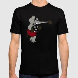 Boxing Elephant T-shirt