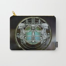 """""""Astrological Mechanism - Gemini"""" Carry-All Pouch"""