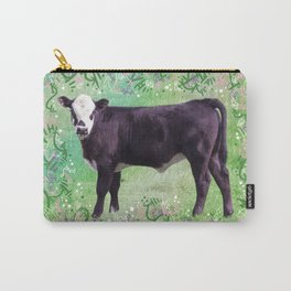 Charming Little Calf Carry-All Pouch