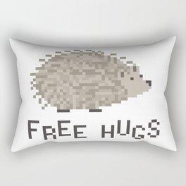 free hugs 1 Rectangular Pillow