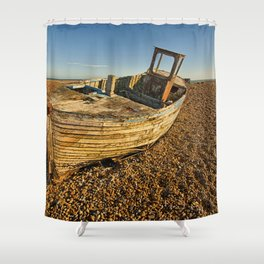 Stranded Shower Curtain