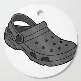 crocs Cutting Board