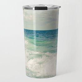 Tropical Beach Bliss Travel Mug
