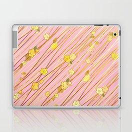 Creeping Flower & Leaves 3 Laptop & iPad Skin