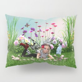 Fairy Ring Enchantment Pillow Sham