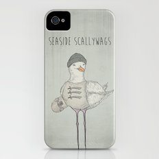 SEASIDE SCALLYWAGS Slim Case iPhone (4, 4s)