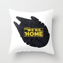 Han Home Throw Pillow