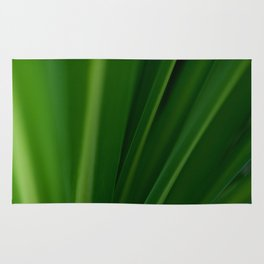 The Lushest Green of Life Rug