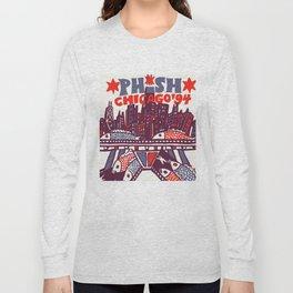 phish chicago 94 2021 Long Sleeve T-shirt