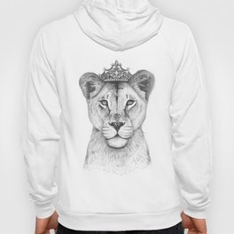 The Queen Hoody