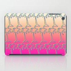 Retro Palm Tease iPad Case