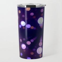 Shiny spheres   1 Travel Mug