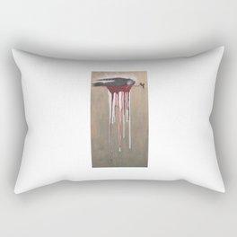 Dead Bird Rectangular Pillow