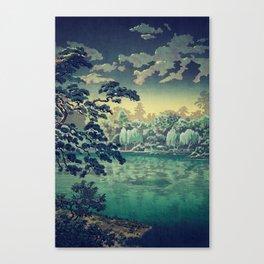 At Yasa Bay Canvas Print