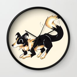 Tracker Wall Clock