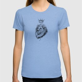 Cecil the Lion Black and White T-shirt
