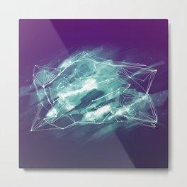 Abstract 56031128 color Metal Print