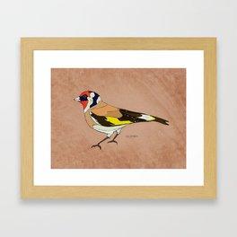 The Goldfinch Framed Art Print