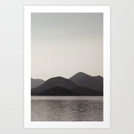 Delta Art Print