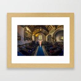 The Resurrection Of Jesus Framed Art Print
