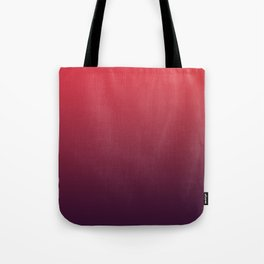 SPIRIT REFLECTION - Minimal Plain Soft Mood Color Blend Prints Tote Bag