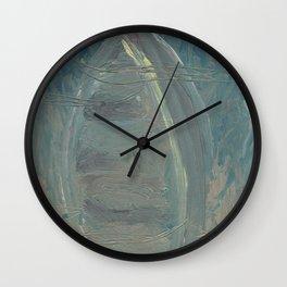 Vessel 20 Wall Clock