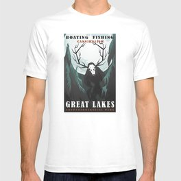 CPS Great Lakes T-shirt