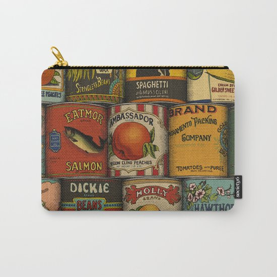 Canned in the USA Carry-All Pouch