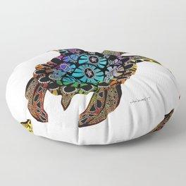 Terrapin 3 Floor Pillow
