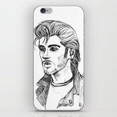 Greaser Zayn iPhone & iPod Skin