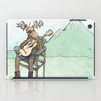 wildlife iPad Cases featuring Portland wildlife by Jamie Letourneau