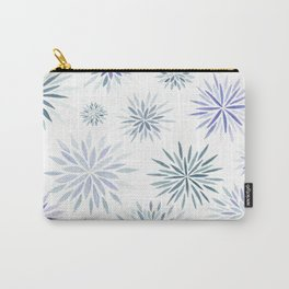 #48. JAEHOON - Flowers Carry-All Pouch