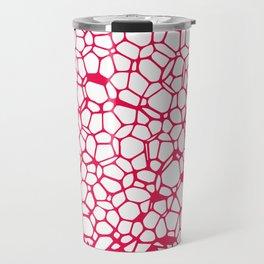 Random Foam (Cranberry's Cousin) Travel Mug