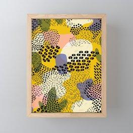 Piña Colada Framed Mini Art Print