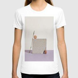 Lavender macarons T-shirt