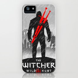 witcher iPhone Case