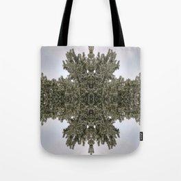 FlowersFlake Tote Bag