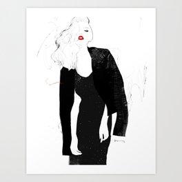 Shir 2 Art Print