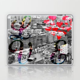 I Love New York Laptop & iPad Skin