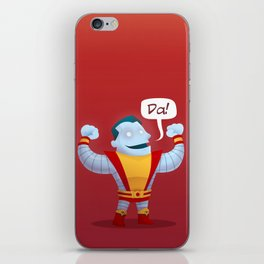 Little Colossus iPhone Skin
