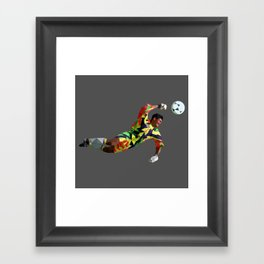 Brooody Framed Art Print